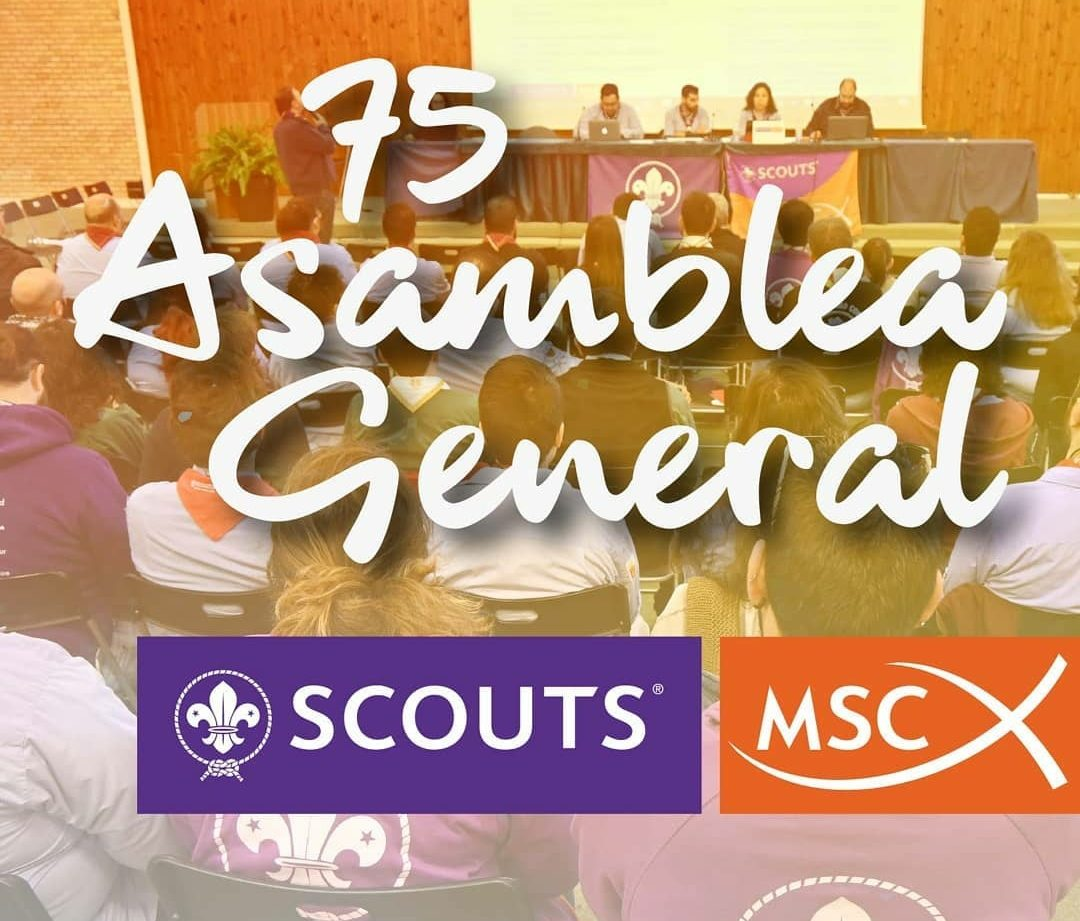 75ª Asamblea Xeral de Scouts MSC