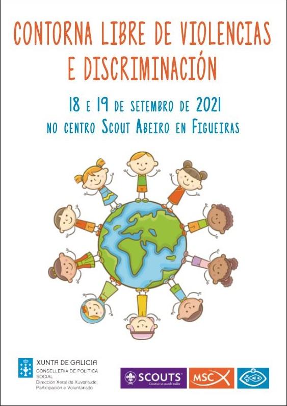 """Resumo encontro """"Contorna Libre de Violencias e Discriminación"""""""